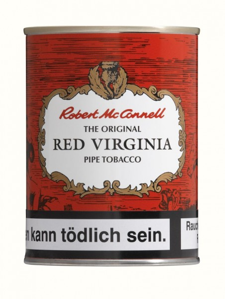Robert McConnell Red Virginia