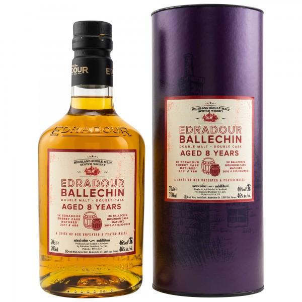 Edradour Ballechin 8 y.o. Cuvee