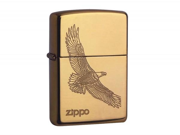 Org.ZIPPO ms.pol. Großer Adler 60001332