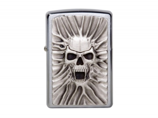"Org.ZIPPO Plak.""The Beast Within"" 1300120"