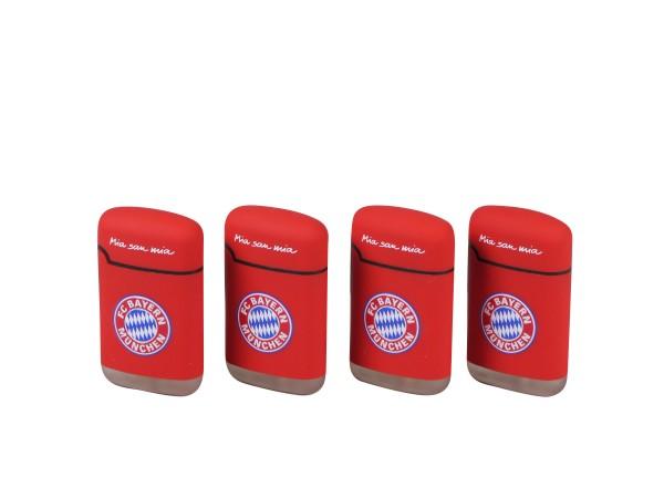 """Jet-Feuerzeug """"FC Bayern München"""" sortiert"""