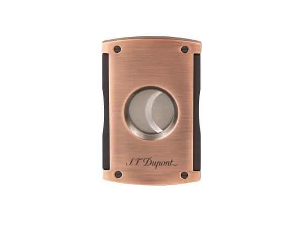 DUPONT Cigarrencutter Copper Vintage 21mm Schnitt 003421