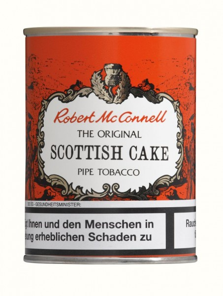 Robert McConnell Scottish Cake