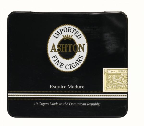Ashton Aged Maduro Esquire Maduro (10er Packung)