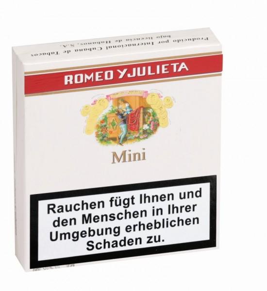 Romeo y Julieta Mini (20er Packung)