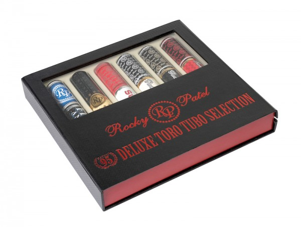 Rocky Patel Collection - Deluxe Toro Tubo Selection