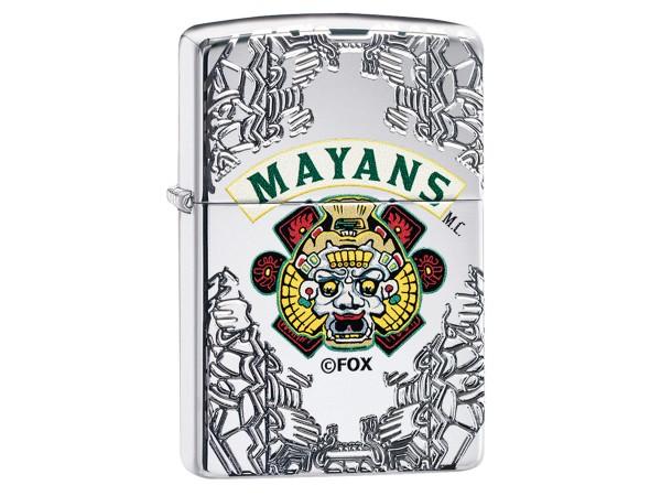 """Org.ZIPPO cr. Armor Case color """"Mayans"""" 60004905"""