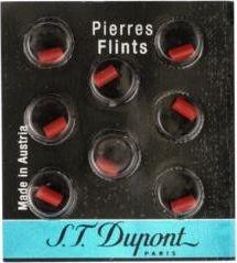 Dupont Feuersteine Rot (8 Stück)