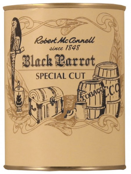 Robert McConnell Black Parrot Special Cut