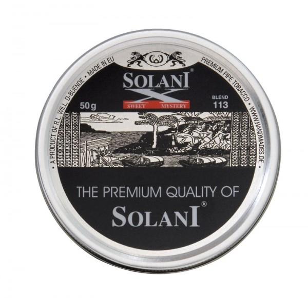 Solani X Sweet Mystery / Blend 113