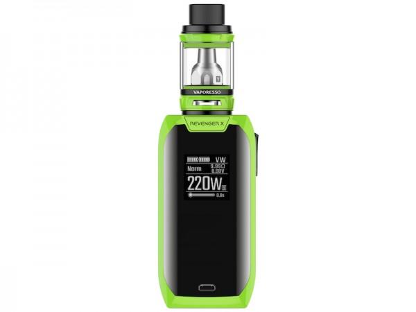 E-Zigarette Vaporesso Revenger X Kit grün OHNE AKKU