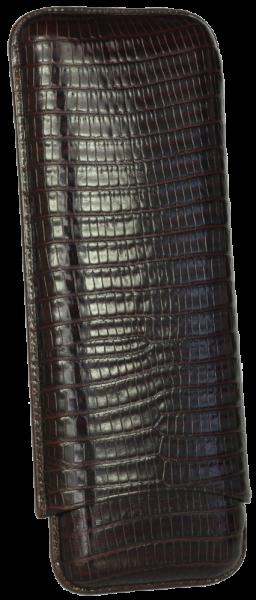 Martin Wess 3er Etui Churchill - 595 Lizard BR