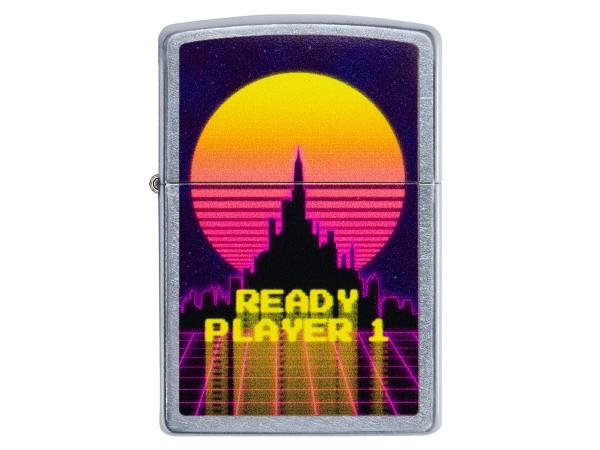 "Org.ZIPPO sat.fin.color ""Ready Player 1"" 60004822"